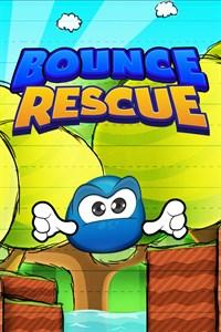 Carátula para el juego Bounce Rescue! de Xbox 360