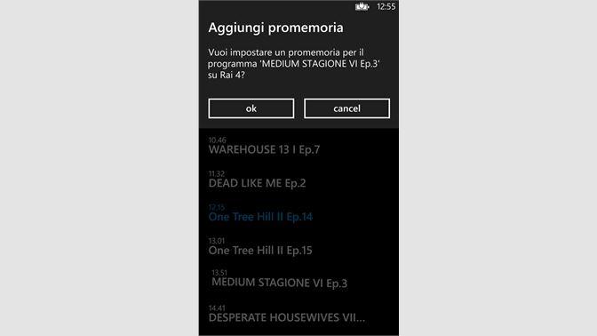 Get Rai tv - Microsoft Store