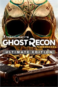Ultimate Edition do Tom Clancy's Ghost Recon Wildlands