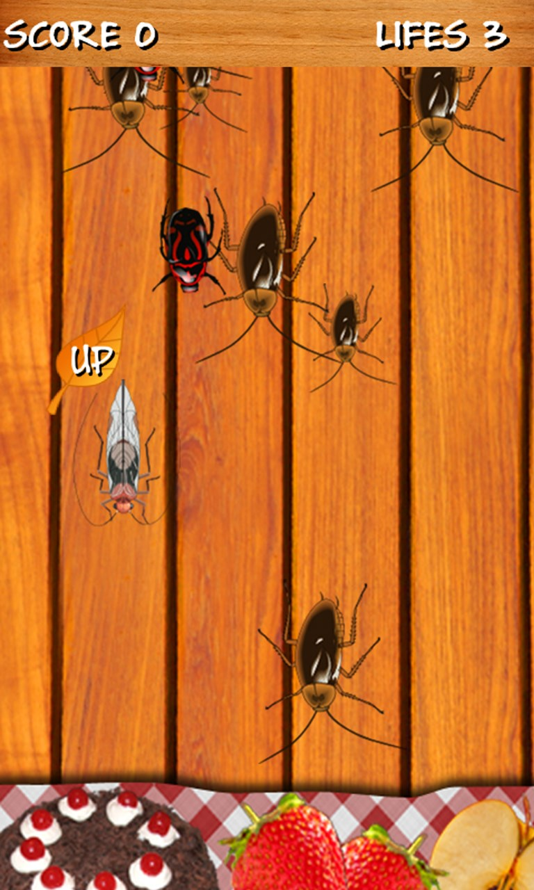 Ants Smasher for Windows 10 Mobile