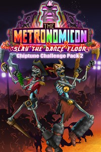 Carátula del juego The Metronomicon - Chiptune Challenge Pack 2
