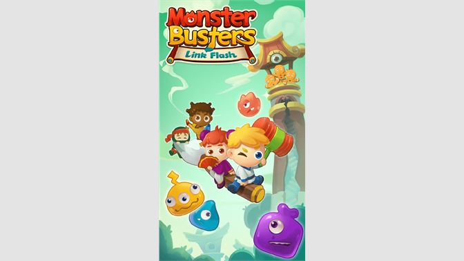 Get MonsterBusters: Link Flash - Microsoft Store