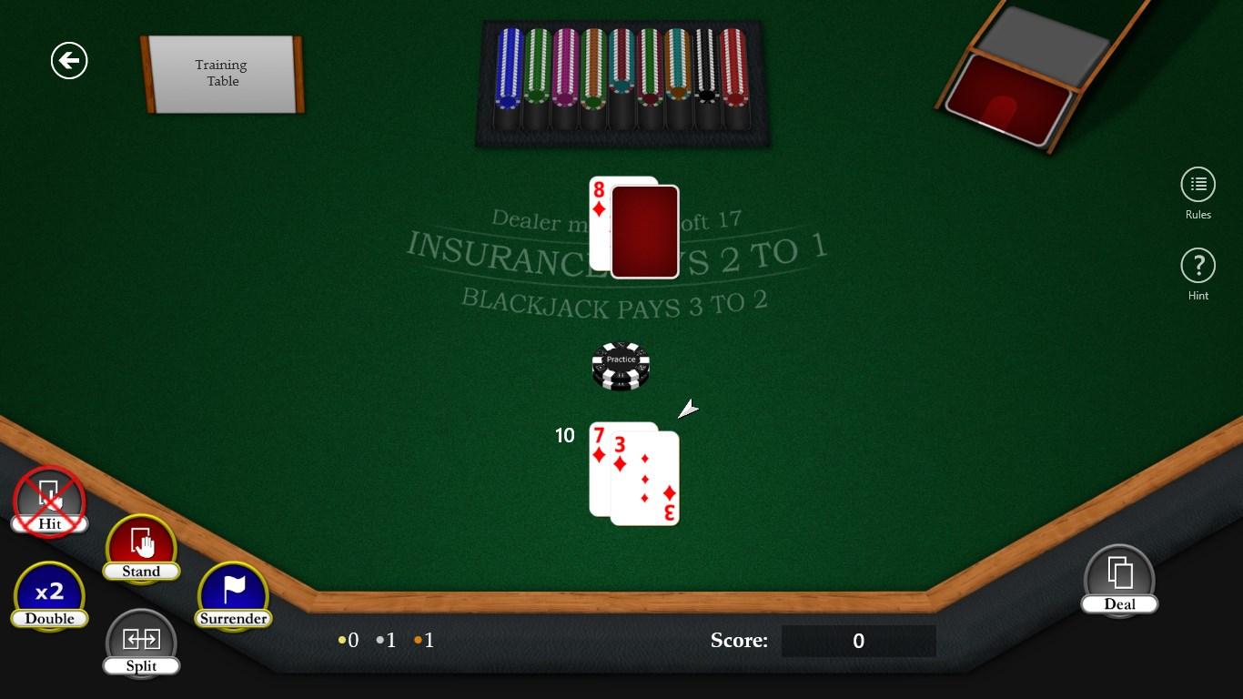 Blackjack Master 3