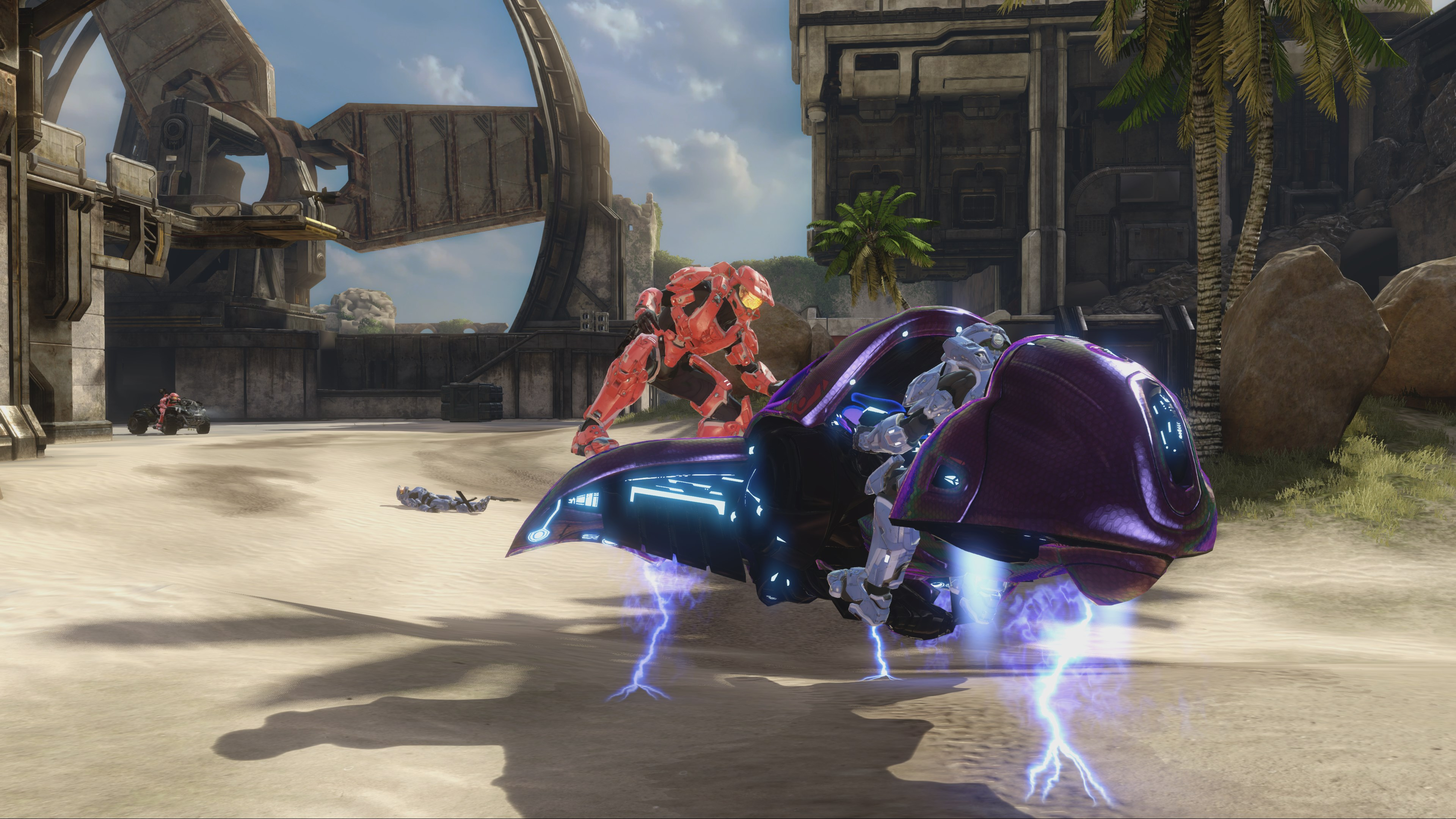 campagne matchmaking Halo MCC
