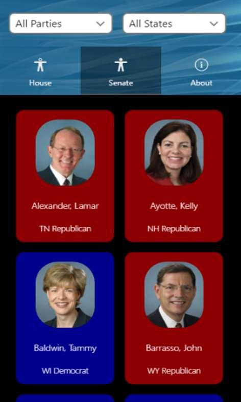 Follow Congress Screenshots 2
