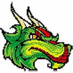 Dragons Color by Number - Pixel Art, Sandbox Coloring