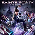 Saints Row IV: Re-Elected Logo