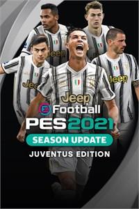 eFootball PES 2021 SEASON UPDATE JUVENTUS EDITION