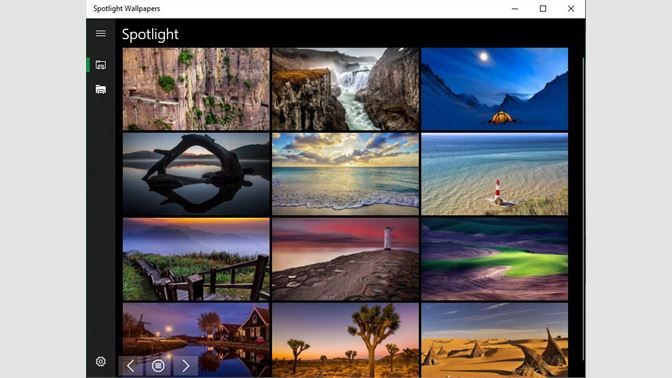 Get Spotlight Wallpapers - Microsoft Store