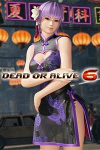 [Ressurgimento] DOA6: Atraente vestido mandarim - Ayane