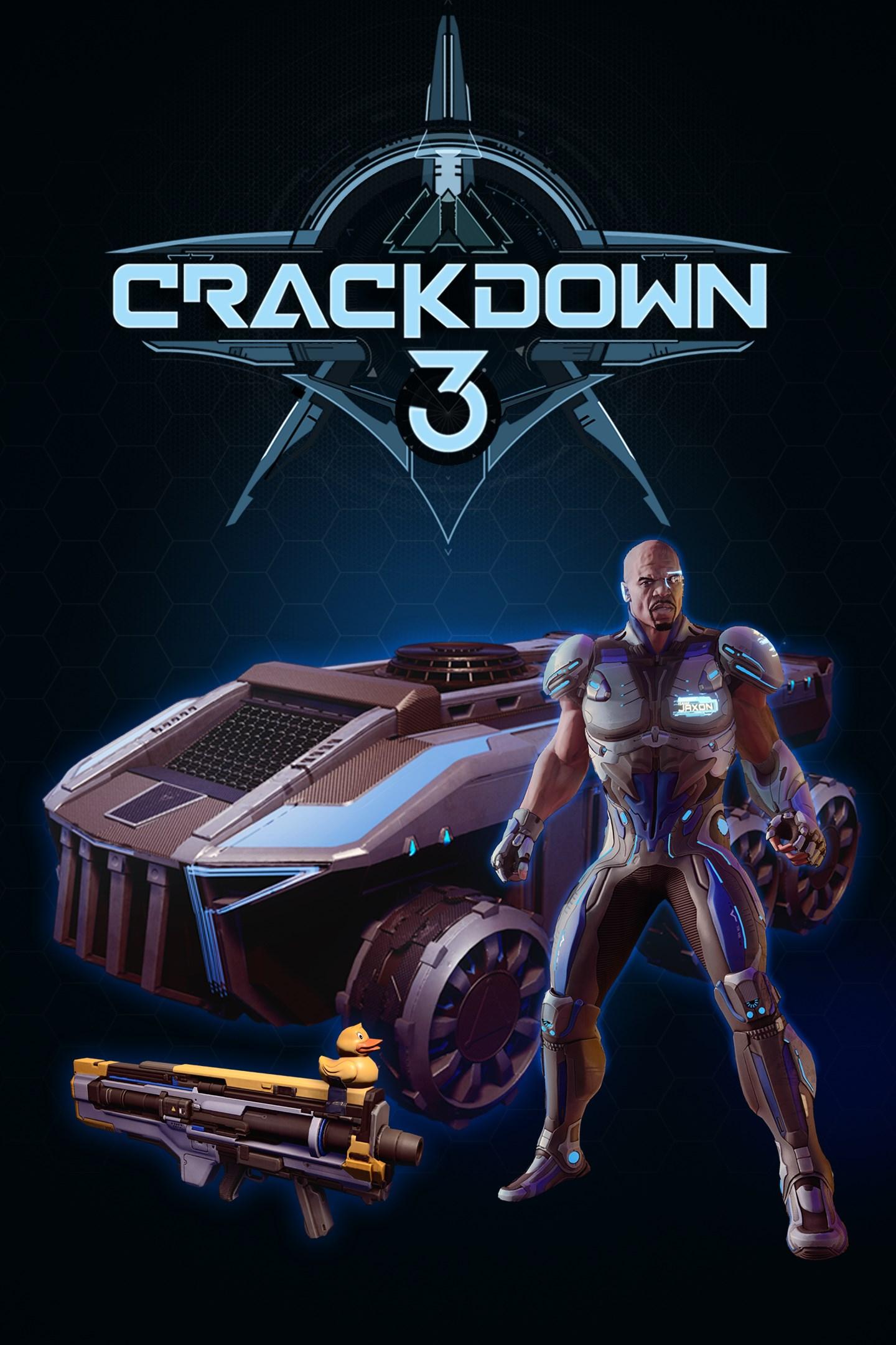 crackdown 3 best weapons