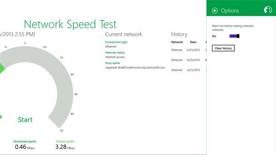 Network Speed Test screenshot 4
