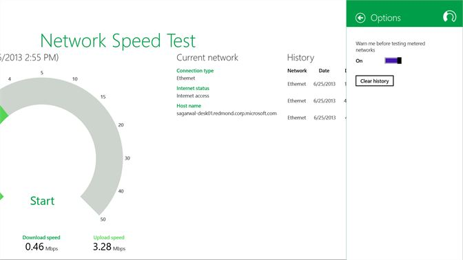 Get Network Speed Test - Microsoft Store