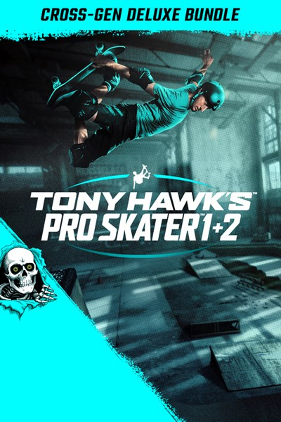 Tony Hawks Pro Skater 1 + 2 - Cross-gen deluxe bundle