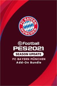eFootball PES 2021 FC BAYERN MÜNCHEN Add-On Bundle
