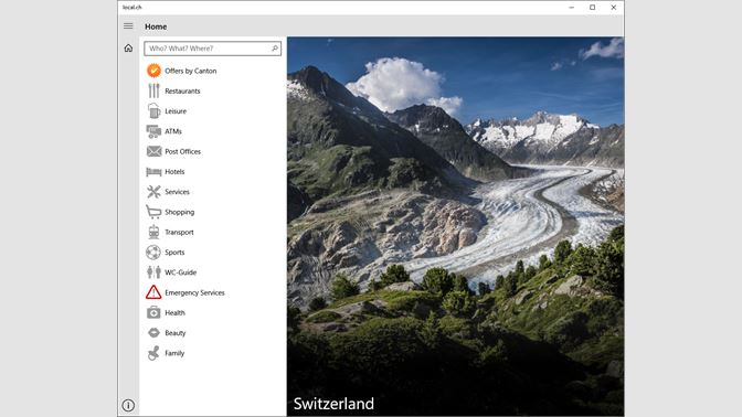Get Swiss Phone Book by local ch - Microsoft Store