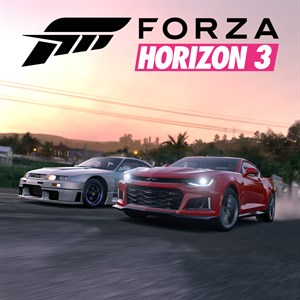 Forza Horizon 3 Duracell Car Pack Xbox One