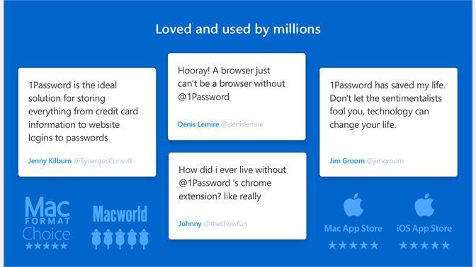 Get 1Password - Microsoft Store en-SA