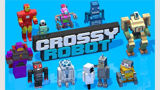 Get Crossy Robot - Microsoft Store