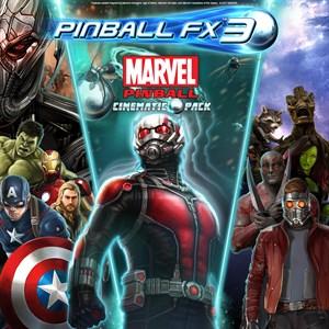 Pinball FX3 - Marvel Pinball: Cinematic Pack Xbox One