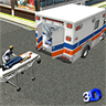 Ambulance Rescue Driver 3D - Patients to Hospital