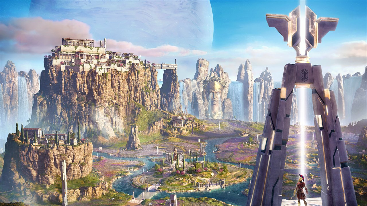 Image result for assassins creed odyssey elysium