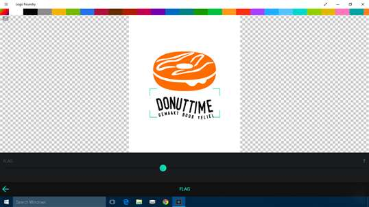 Logo Foundry screenshot 4
