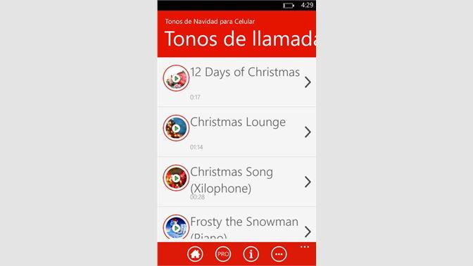 ringtone navidad gratis para celulares