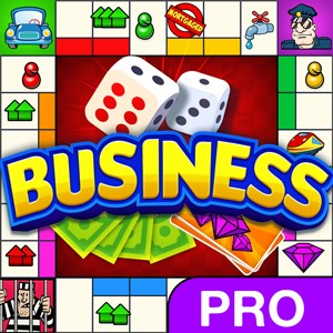 Business World: Monopoly Board Game Pro