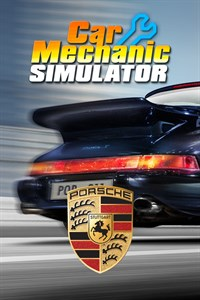 Car Mechanic Simulator - Porsche DLC