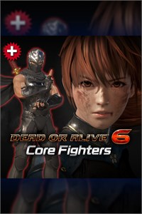 Carátula para el juego DEAD OR ALIVE 6: Core Fighters + Hayabusa de Xbox 360