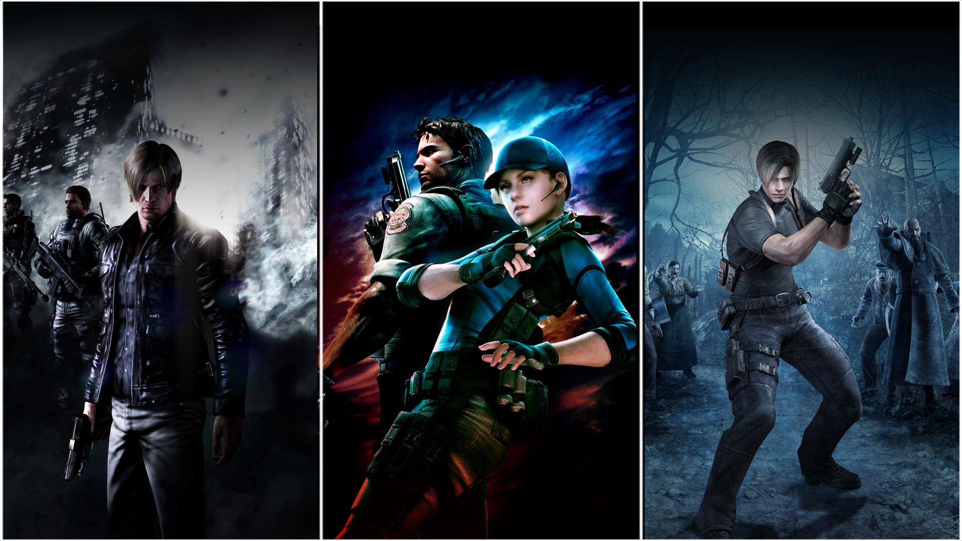 Buy Resident Evil Triple Pack - Microsoft Store