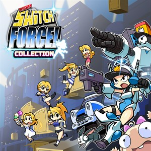 Mighty Switch Force! Collection Xbox One