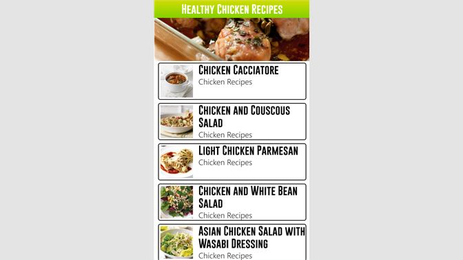 chicken recipes free download pdf