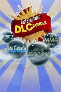 Carátula del juego Goat Simulator DLC Bundle
