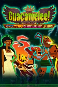 Carátula para el juego Guacamelee! STCE 'Frenemies' Character Pack de Xbox 360