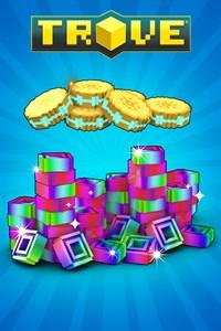 Carátula del juego Trove - 5,000 Credits