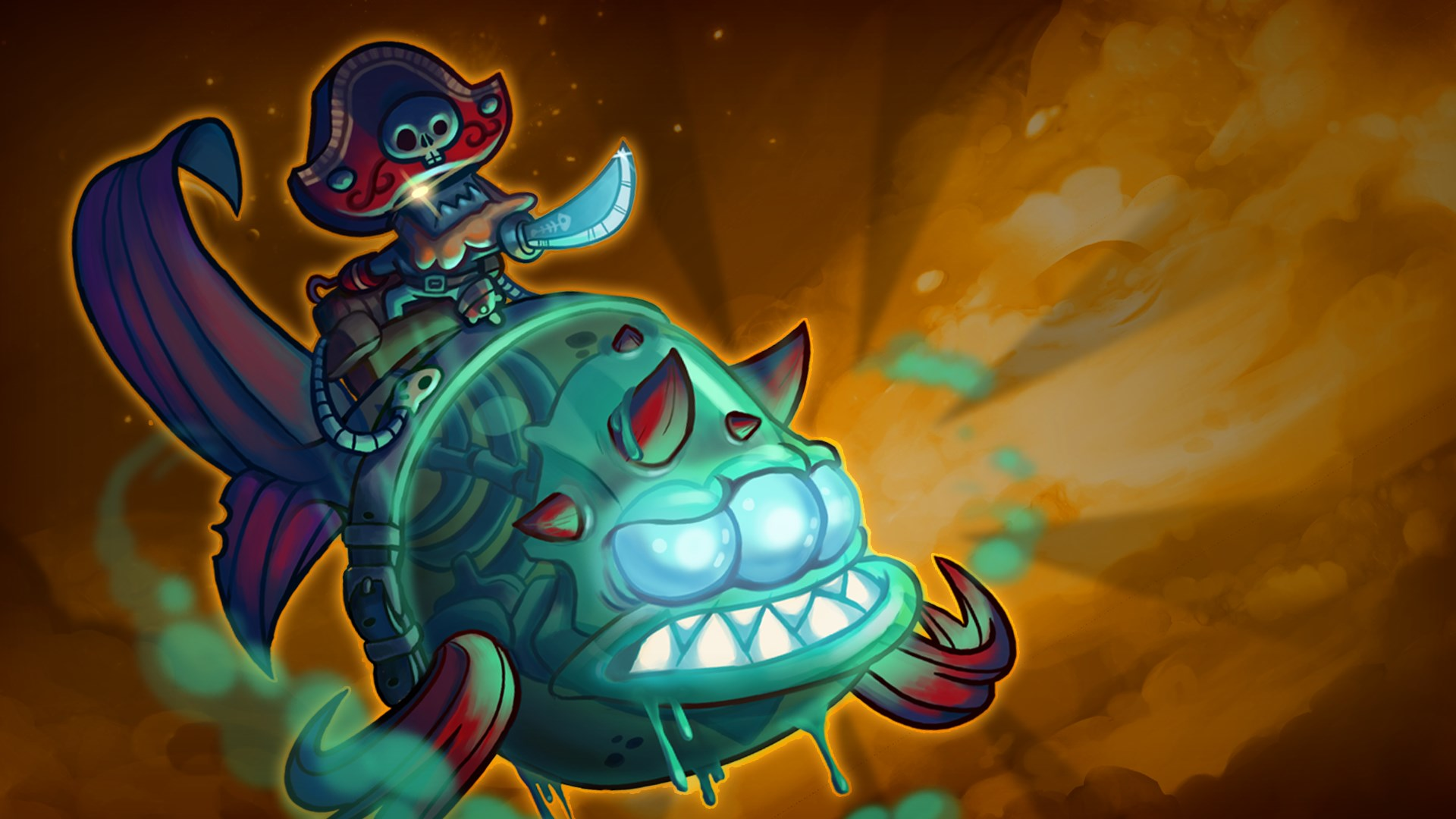 Облик — Cap'n Vinnie & Seadog Spike - Awesomenauts Assemble!
