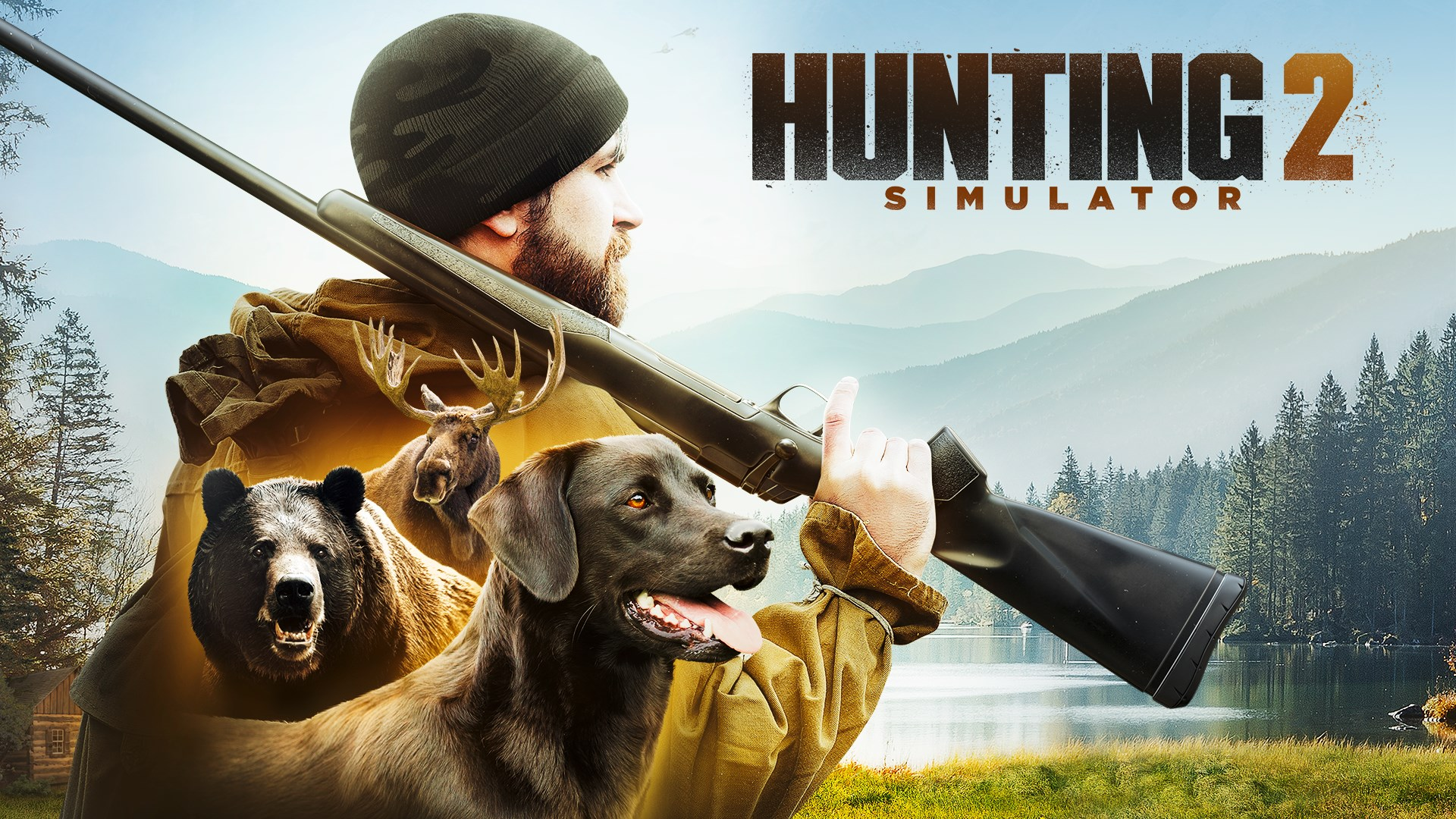 box shot of Hunting Simulator 2