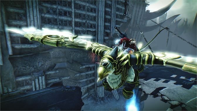 Buy Darksiders Fury's Collection - War and Death - Microsoft Store