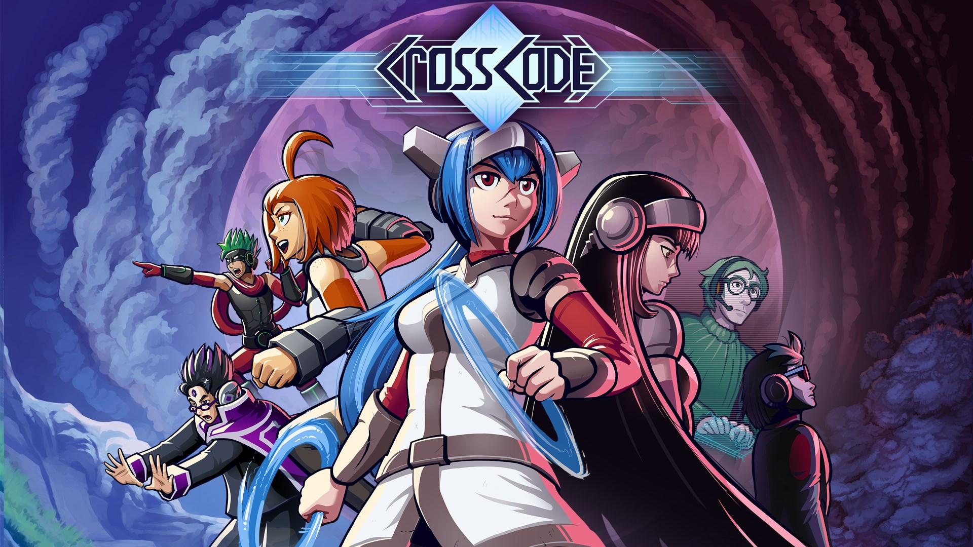 CrossCode: Manlea Skin