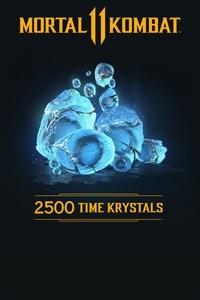 2500 Time Krystals