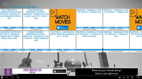 Free Music Downloader / Mp3 Screenshots 2