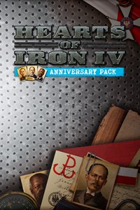 Hearts of Iron IV: Anniversary Pack