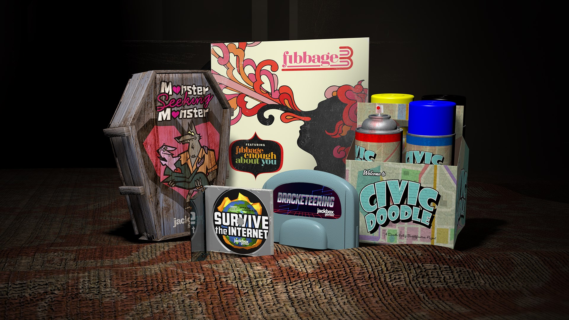 Buy The Jackbox Party Pack 4 - Microsoft Store