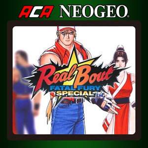 ACA NEOGEO REAL BOUT FATAL FURY SPECIAL Xbox One