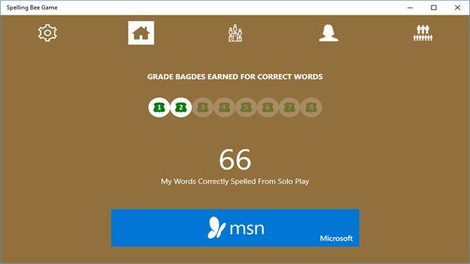 Get Spelling Bee - Microsoft Store