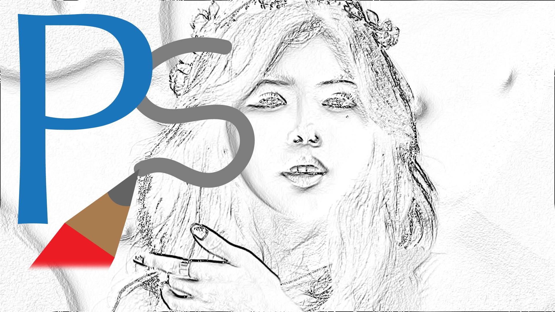 Picture To Pencil Sketch App