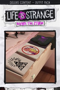 Carátula del juego Life is Strange: Before the Storm Outfit Pack