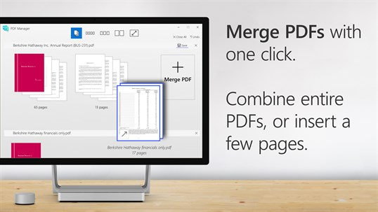 PDF Manager - Merge, Split, Trim screenshot